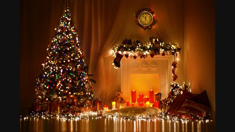 Новогоднее интро (ВК)