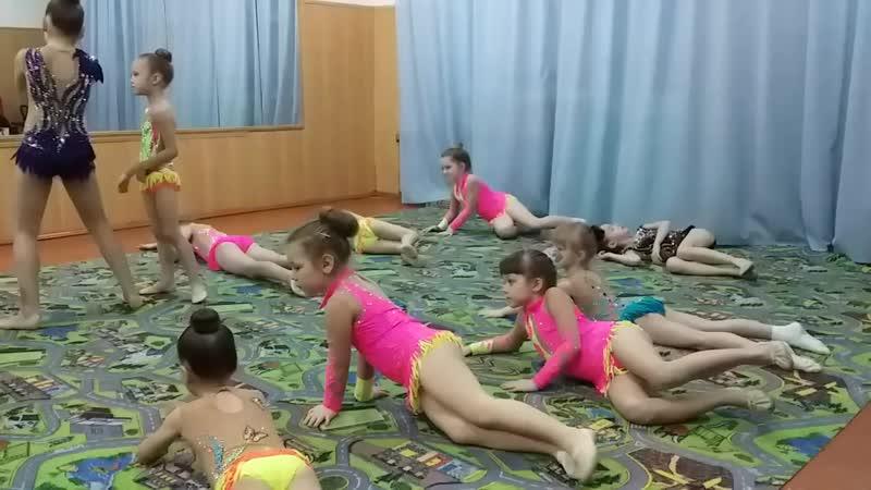 Дружба гимнастика