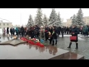 В Тольятти у обелиска Славы прошла акция памяти по погибшим в Кемерово