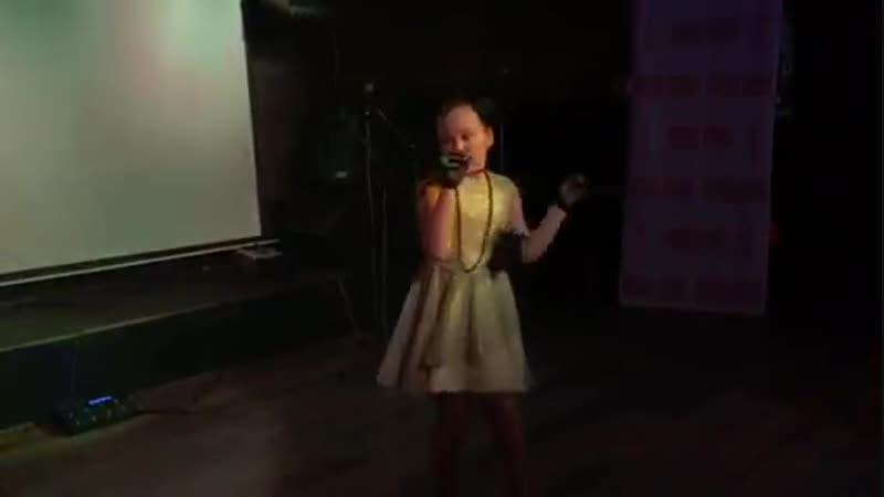 Павлова Софья - It Dont Mean A Thing (Дюк Эллингтон, Ирвинг Миллс)