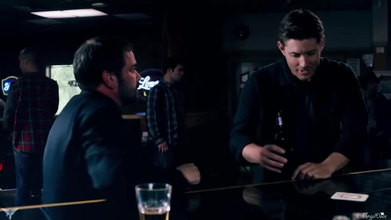 Crowley (with Dean, Castiel, Bobby,) - The other side (Video_song request)