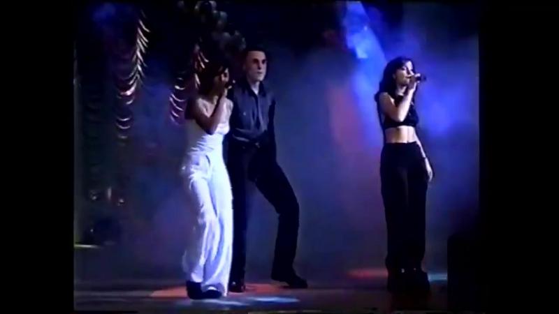Блестящие - Пам-пам-пам (Сергиев Посад, 13.02.1999)