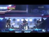 120814 CNBLUE - Hey You ~ KBS Olympic London 2012 Festival