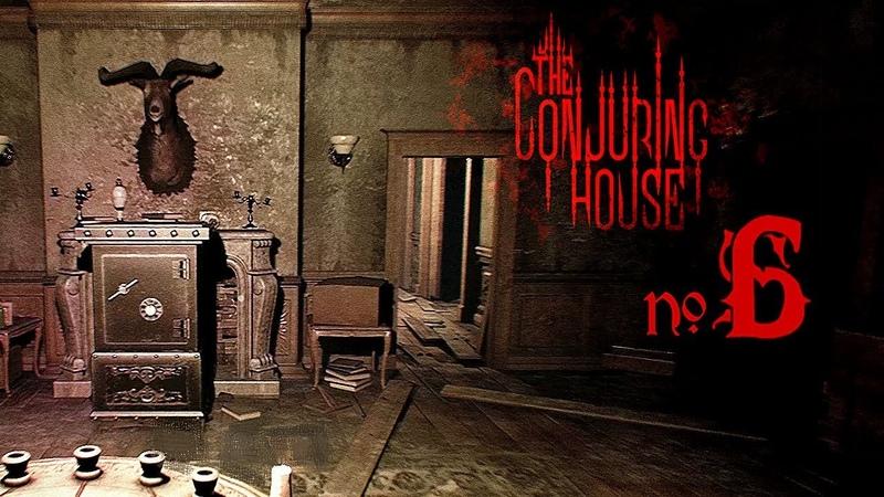 ЭТОТ ДОМ ПРОСТО ОГРОМЕН ♦ The Conjuring House ♦ 6 серия
