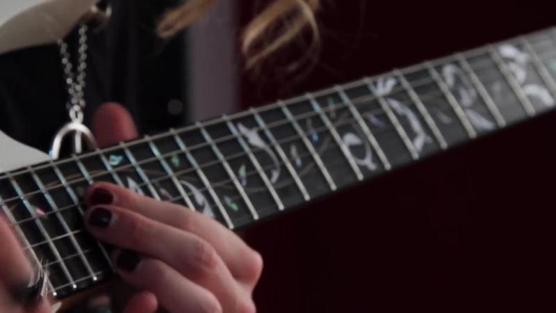 Alexandra Maiolo Satch Boogie (allievi di V.Grieco) Joe Satrianis Cover www.vin