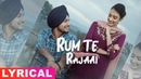 Rum Te Rajaai (Lyrical Video)   Amar Sehmbi   Desi Crew   Latest Punjabi Songs 2019   Speed Records
