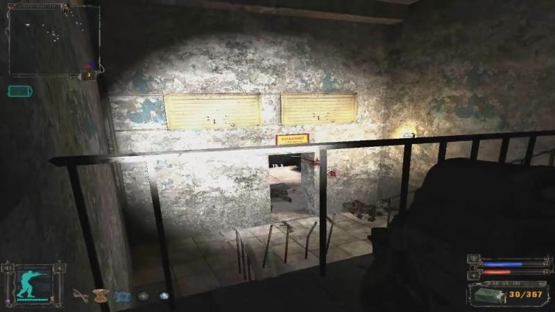 S.T.A.L.K.E.R. Тень Чернобыля (Часть 19 - Битва за ЧАЭС)