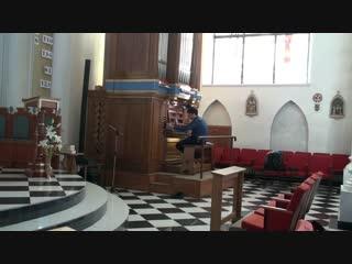 Edward Grieg - Song of Solveig (from the Suite of Peer Gynt) - organ./Эдвард Григ - Песня Сольвейг (из сюиты Пер Гюнт)