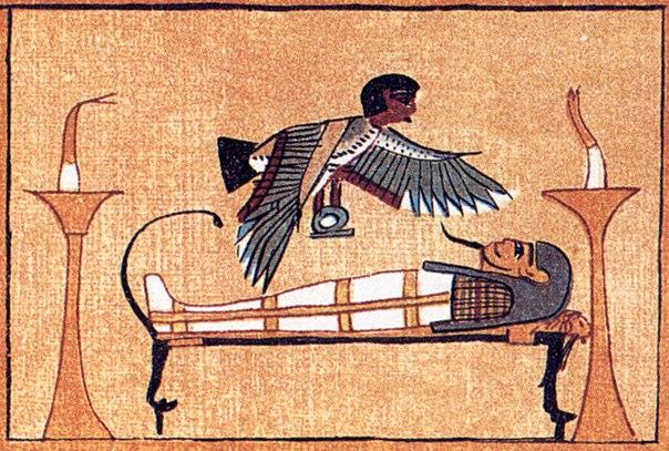 Бессмертные души в понимании древних египтян | Загадочный Древний ...