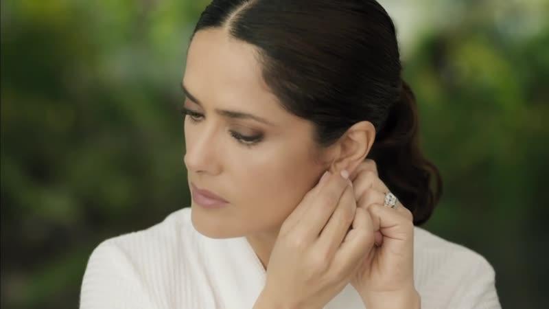 Сальма Хайек в рекламе «Nuance» | My Everyday Beauty Routine