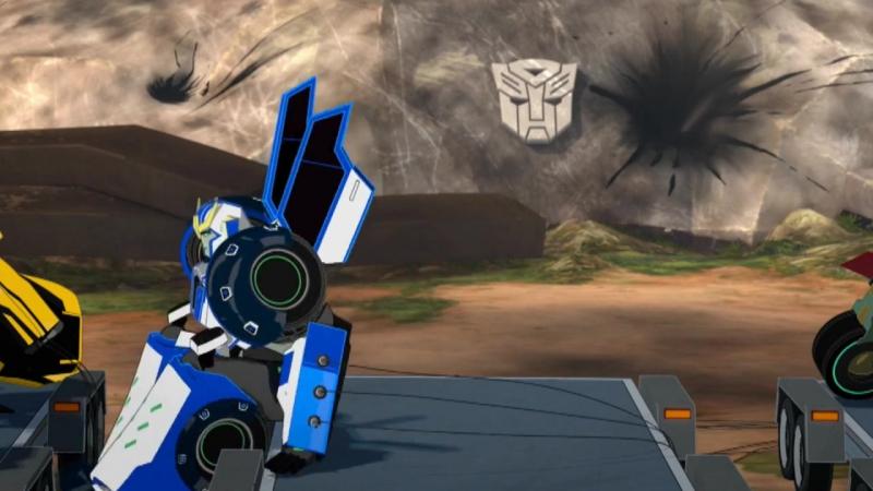 Роботы под прикрытием: 3-23 (субтитры Deska)