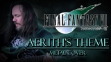 Final Fantasy VII - Aerith's Theme (Metal Cover by Skar Productions )