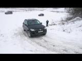 Покатушки 2- Nissan Terrano и Renault Duster против VW Touareg, Audi A3 Quattro, Audi Q7