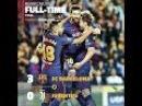 Barcelona vs Juventus 3-0 all gools and attack moments