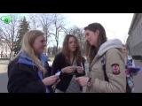 Garmata.tv/ Дівчата пропагували здоровий спосіб життя
