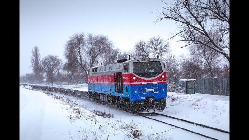 Тепловозная перемога: американский локомотив «Трезубец» забуксовал на украинских дорогах