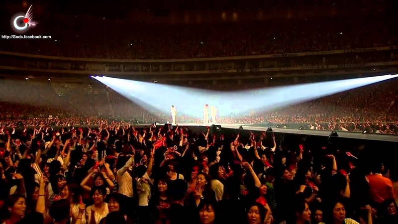 JYJ TOKYO DOME CONCERT 2013 DVD Disc2