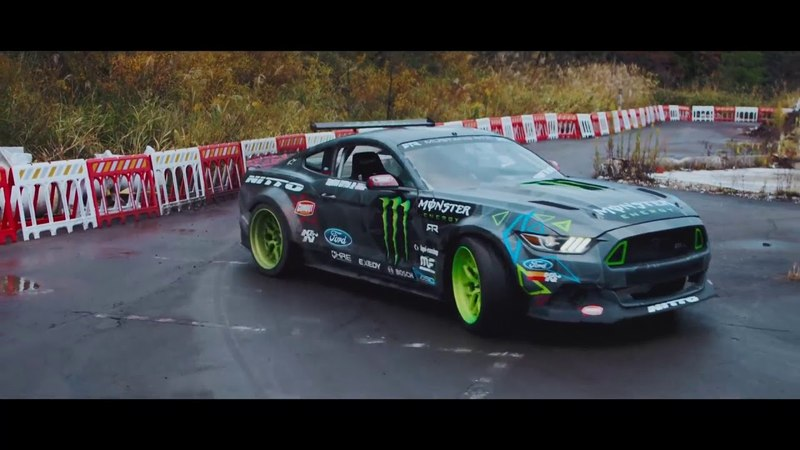 Infinity Ink - Infinity (Dubdogz Bhaskar Remix) / Ford Mustang RTR and Lamborghini Drift Showtime