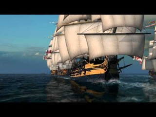 Naval Action: Fleet test 3 HD