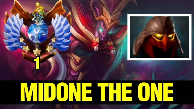 [OnlyBrothers Dota 2] Midone Is The World Top 1 Rank - Spectre Helm Of Dominator - Dota 2