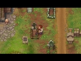Новый трейлер игры Graveyard Keeper!