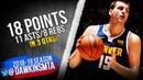 Nikola Jokic Full Highlights 2019.01.17 Nuggets vs Bulls - 18 Pts, 11 Asts, 8 Rebs! | FreeDawkins