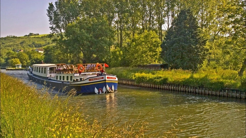 Burgundy France Tour by Hotel Barge on the Canal de Bourgogne   European Waterways