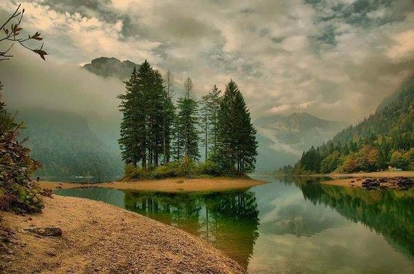 Озеро Предил, Австрия