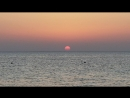 Восход на Красном море (Хургада)