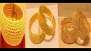 Latest 22 Carat Gold Kada Bangles Collection