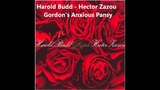 Harold Budd - Hector Zazou - Gordon's Anxious Pansy