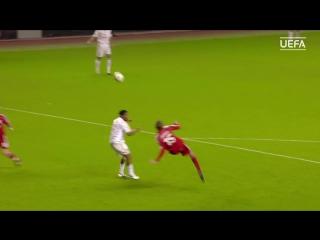 Peter Crouch overhead kick - Liverpool v Galatasaray - 2006/07 #TAV