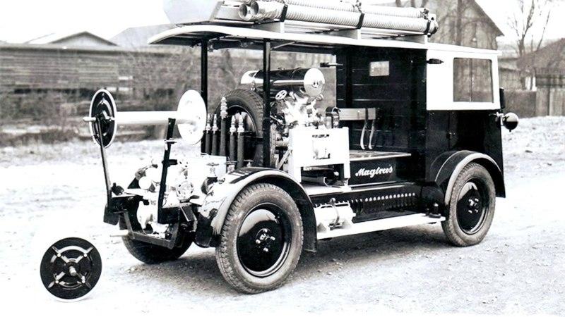 Magirus M10 Kraftfahrspritze 1933 35