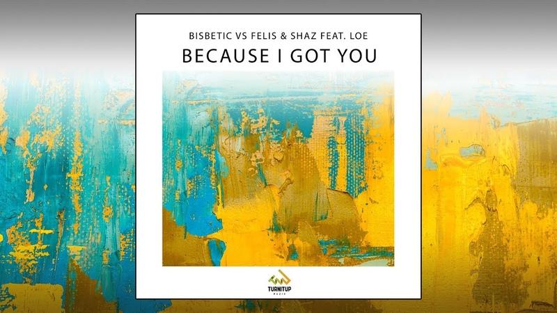 Bisbetic vs. Felis Shaz featuring Loe - Because I Got You