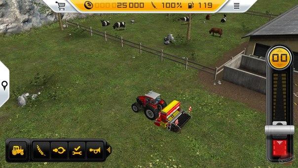 Скачать Farming Simulator 14 для android