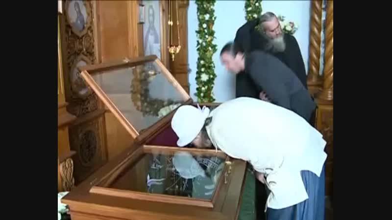 История Свято-Троицкого-Александро-Свирского монастыря (из цикла София)