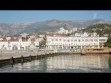 Остров Крым.Ялта.(2014г.1-й канал)07.04.2014