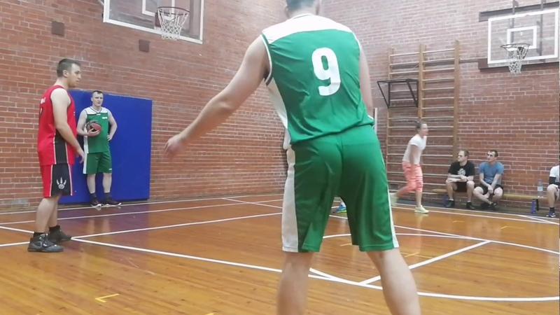 Чемпионат Холдинга Титан-2 по баскетболу: МСУ-90 - Бюрократы