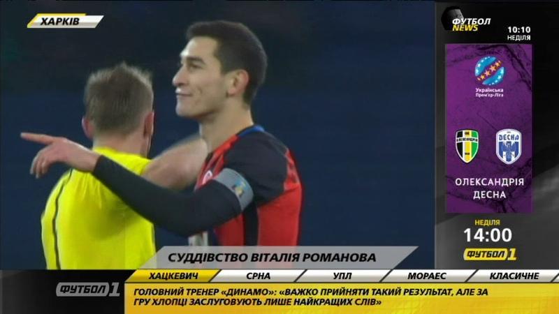 Футбол NEWS от 04.11.2018 (10:00) | Фонсека впервые обыграл Хацкевича в Чемпионате