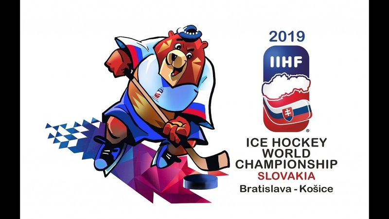 Macejko is the World Championship mascot