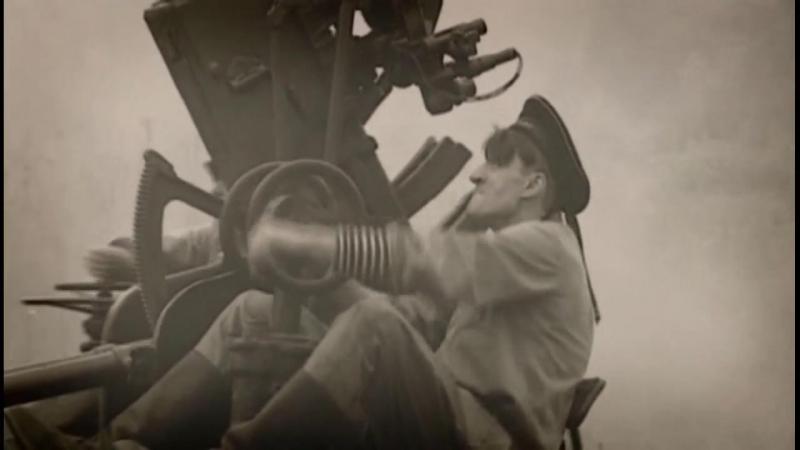 Десантный батя (2008). Авианалет немецких пикирующих бомбардировщиков на советские позиции