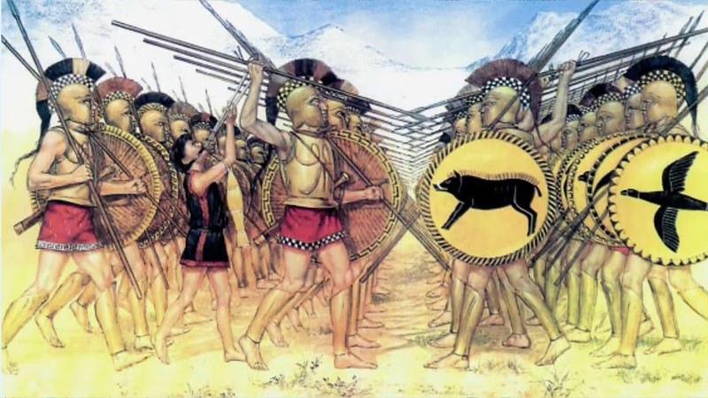 История СПАРТЫ: Мессенская война 2