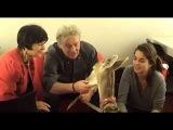 Alain Delon et Soly Ange de l'Arche de No