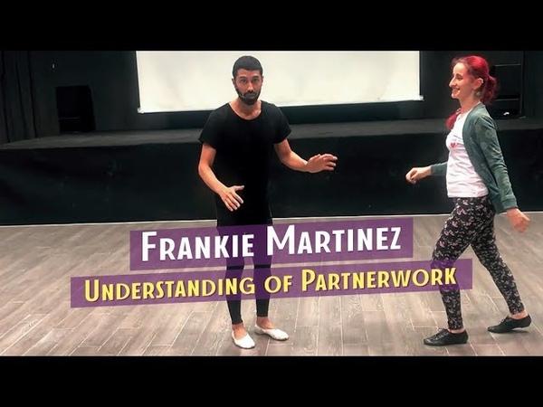 Frankie Martinez Understanding of Principals of Movemet in Partnerwork