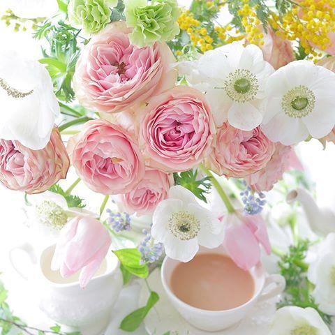 Цветочной нежности вам