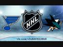 St Louis Blues vs San Jose Sharks 17 11 2018 NHL Regular Season 2018 2019