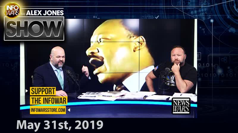 Full Show - Radical Left Wages War On Unifying American Figures Including MLK - 05312019
