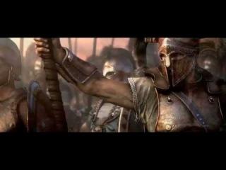 Создание Синематика «Несокрушимые» Часть 2 - для «Спарта: Война империй» by Plarium Games