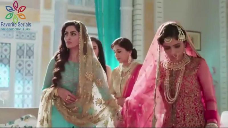 Зинат говорит Сальме что Кабир женится на ее сестре