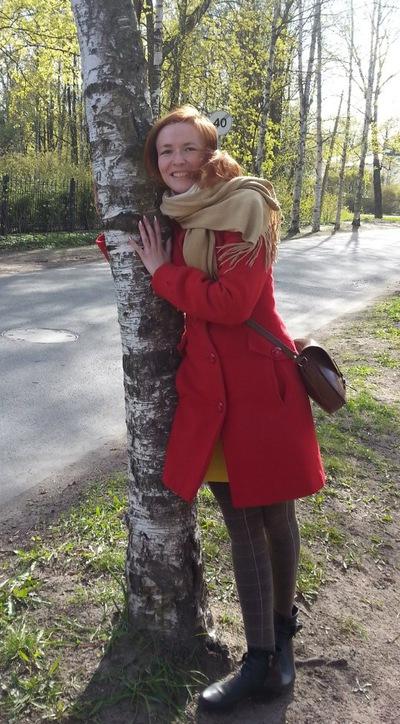 Мария Кривцова